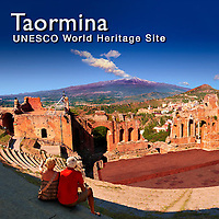 World Heritage Sites - Taormina - Pictures, Images & Photos -
