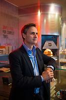 MOD Pizza CEO Scott Svenson & Ally Svenson portraits