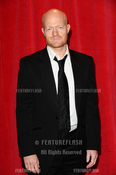 Jake Wood arriving for the 2014 British Soap Awards, at the Hackney Empire, London. 24/05/2014 Picture by: Steve Vas / Featureflash