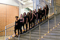 Signature A Cappella at CAP UCLA Benefit Model Mavericks 2015 on Oct. 8, 2015 (Photo by Tiffany Chien/Guest Of A Guest)