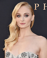 "HOLLYWOOD, CA - JUNE 04: Sophie Turner arrives at the Premiere Of 20th Century Fox's ""Dark Phoenix"" at TCL Chinese Theatre on June 04, 2019 in Hollywood, California.<br /> CAP/ROT/TM<br /> ©TM/ROT/Capital Pictures"