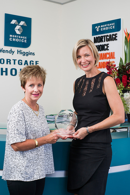 Wendy Higgins Mortgage choice Glenelg. Photo: Nick Clayton