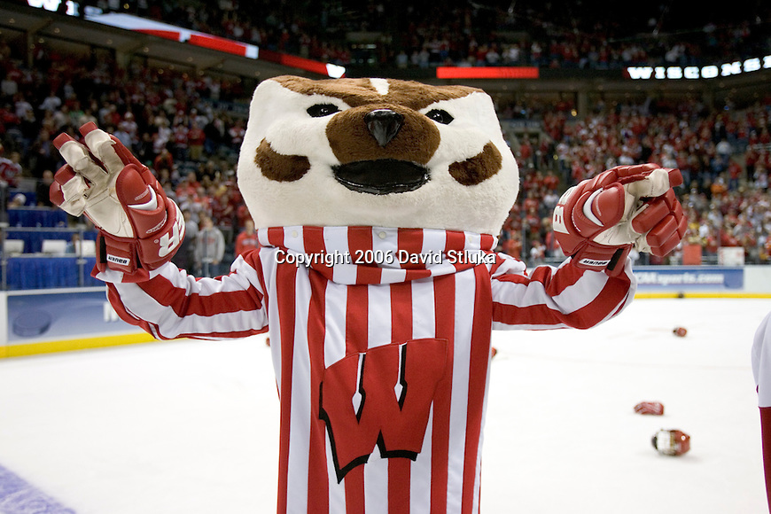 Boston College Eagles V Wisconsin Badgers
