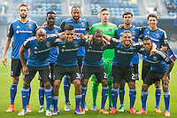 San Jose, CA. - Sunday, March 6, 2016: The San Jose Earthquakes defeated the Colorado Rapids 1-0 at Avaya Stadium.