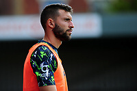 Borja of Swansea City during the pre season friendly match between Exeter City and Swansea City at St James Park in Exeter, England, UK. Saturday, 20 July 2019