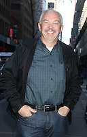 NEW YORK, NY - NOVEMBER 14: William Paul Young seen at NBC's Today Show studios in New York City. November 14, 2012. Credit: RW/MediaPunch Inc. /NortePhoto
