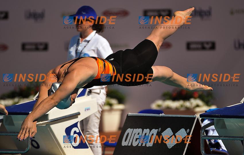 BIANCHI Ilaria, Italy -  Fiamme Azzurre - Azzurra91<br /> 50 butterfly women<br /> 50 Settecolli Trofeo Internazionale di nuoto 2013<br /> swimming<br /> Roma, Foro Italico  12 - 15/06/2013<br /> Day02 batterie heats<br /> Photo Andrea Masini/Deepbluemedia/Insidefoto