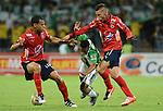 Independiente Medellín igualó como local 2-2 ante Atlético Nacional. Fecha 17 Liga Águila II-2016.