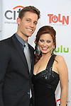 """One Life To Live's Wade Horton and Melissa Archer """"Natalie Buchanan Banks"""" - Red Carpet at New York Premiere Event for beloved series """"One Life To Live"""" on April 23, 2013 at NYU Skirball, New York City, New York - as The Online Network (TOLN) - OLTL - AMC begin airing on April 29, 2013 on Hulu and Hulu Plus.  (Photo by Sue Coflin/Max Photos)"""