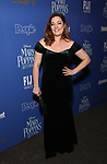 Laura Michelle Kelly attends a screening of 'Mary Poppins Returns' hosted by The Cinema Society at SVA Theater on December 17, 2018 in New York City.