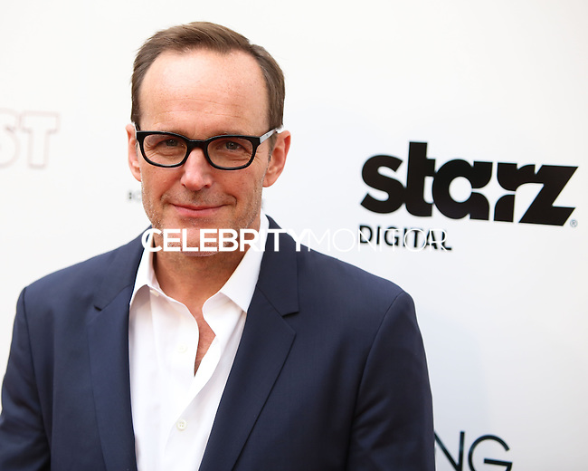 "HOLLYWOOD, LOS ANGELES, CA, USA - MAY 22: Clark Gregg at the Los Angeles Premiere Of ""Trust Me"" held at the Egyptian Theatre on May 22, 2014 in Hollywood, Los Angeles, California, United States. (Photo by Xavier Collin/Celebrity Monitor)"