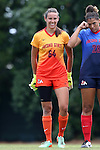 23 August 2015: Fresno State's Nicole Theroux. The University of North Carolina Tar Heels played the Fresno State Bulldogs at Fetzer Field in Chapel Hill, NC in a 2015 NCAA Division I Women's Soccer game. UNC won the game 7-0.