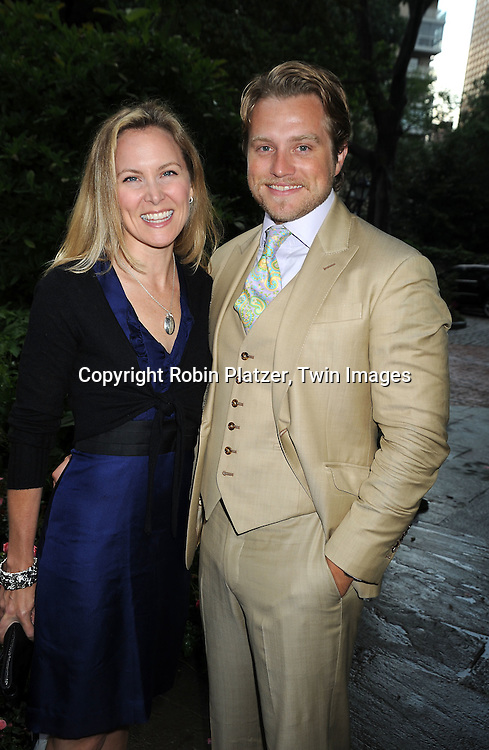 """attending The Fourth Annual """"Made In NY"""" Awards on June 15, 2009 at Gracie Mansion in New York City. Edie Falco was one of the honorees. ..Robin Platzer, Twin Images"""