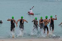Abu Dhabi International Triathlon  2014