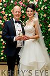 O'Sullivan and Mannix wedding in the Killarney Oaks on Friday July 31st.