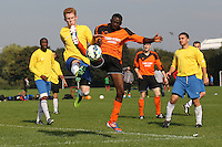 Hackney & Leyton Sunday League 20-09-15