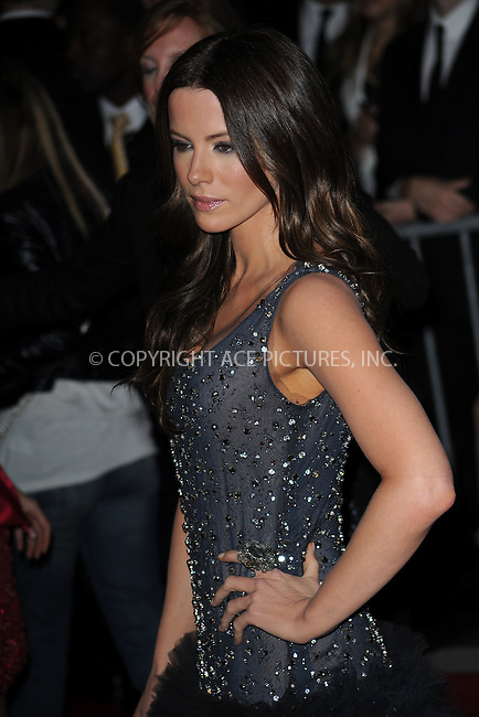 WWW.ACEPIXS.COM . . . . . ....May 4 2009, New York City....Kate Beckinsale arriving at 'The Model as Muse: Embodying Fashion' Costume Institute Gala at The Metropolitan Museum of Art on May 4, 2009 in New York City....Please byline: KRISTIN CALLAHAN - ACEPIXS.COM.. . . . . . ..Ace Pictures, Inc:  ..(212) 243-8787 or (646) 679 0430..e-mail: picturedesk@acepixs.com..web: http://www.acepixs.com