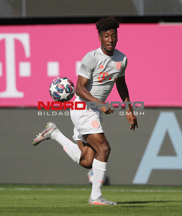 Kingsley Coman #29 von FC Bayern Muenchen<br />