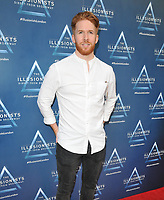 "Neil Jones at the ""The Illusionists"" show press night, Shaftesbury Theatre, Shaftesbury Avenue, London, England, UK, on Wednesday 10th July 2019.<br /> CAP/CAN<br /> ©CAN/Capital Pictures"