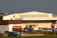 the cooperative winery beaune cote de beaune burgundy france