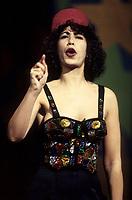 FILE PHOTO - Lillia au <br /> Festival Juste Pour rire 1993<br /> <br /> PHOTO :   Agence quebec Presse