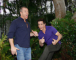 Sean Carrigan, Christian LeBlanc -  Actors from Y&R donated their time to Southwest Florida 16th Annual SOAPFEST - a celebrity weekend May 22 thru May 25, 2015 benefitting the Arts for Kids and children with special needs and ITC - Island Theatre Co. as it presented A Night of Stars on May 23 , 2015 at Bistro Soleil, Marco Island, Florida. (Photos by Sue Coflin/Max Photos)