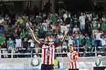Deportivo Cali  empato con el junior de Barranquilla 1x1 en el torneo filizacion de la liga postobon
