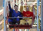 Scheels Ferris Wheel Dollar Challenge 2013