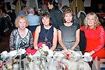 Having fun at the annual Kerry County Council Christmas Party in the Grand Hotel, Tralee last Saturday night were l-r: Catherine O'Connor, Annmarie Casey, Marian Murphy and Michelle Curry