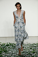 Brock Collection<br />  catwalk fashion show at New York Fashion Week<br /> Spring Summer 2018<br /> in New York, USA September 2017.<br /> CAP/GOL<br /> &copy;GOL/Capital Pictures