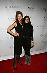 "Orange is the New Black Actresses Alysia Reiner and Laura Gomez Attend KiraKira & Alysia Reiner of ""ORANGE IS THE NEW BLACK"" Support WPA With Caravan at the Carlton Hotel, NY"