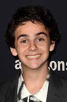 BEVERLY HILLS, CA - OCTOBER 8: Jack Dylan Grazer at the Los Angeles Premiere of Beautiful Boy at the Samuel Goldwyn Theater in Beverly Hills, California on October 8, 2018. <br /> CAP/MPI/DE<br /> &copy;DE//MPI/Capital Pictures