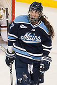 Alyson Matteau (Maine - 7) - The Boston College Eagles defeated the visiting University of Maine Black Bears 2-1 on Saturday, October 8, 2016, at Kelley Rink in Conte Forum in Chestnut Hill, Massachusetts.  The University of North Dakota Fighting Hawks celebrate their 2016 D1 national championship win on Saturday, April 9, 2016, at Amalie Arena in Tampa, Florida.