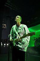 LONDON, ENGLAND - JUNE 5: Lauv (Ari Staprans Leff) performing at Shepherd's Bush Empire on June 5, 2019 in London, England.<br /> CAP/MAR<br /> ©MAR/Capital Pictures