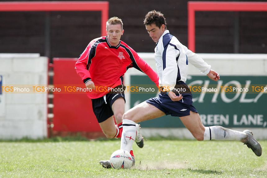 Middlesex Wanders vs FA XI at Dagenham & Redbridge Football Club - 08/05/05 - MANDATORY CREDIT: Gavin Ellis/TGSPHOTO - SELF-BILLING APPLIES WHERE APPROPRIATE. NO UNPAID USE -  Tel: 0845 0946026