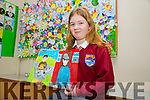 St. Brendan's National School Fenit, Student Lauren Tuite's painting, entitled 'Nobody's Homeless' has been recognised as one of Ireland's best young painters after her entry into the Sightsavers Junior Painter of the Year Awards 2016 impressed the judges