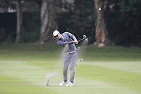 Dylan Frittelli (RSA) on the 15th fairway during Round 3 of the UBS Hong Kong Open, at Hong Kong golf club, Fanling, Hong Kong. 25/11/2017<br /> Picture: Golffile | Thos Caffrey<br /> <br /> <br /> All photo usage must carry mandatory copyright credit     (© Golffile | Thos Caffrey)