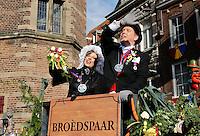 De Boerenbruiloft tijdens Carnaval in Venlo. Sinds het begin van de 20ste eeuw wordt in Venlo een Boerebroelof georganiseerd  op Vastenavond, de dinsdag van de carnaval. Er worden dan 2 echtelieden in de onecht verbonden. Iedereen is dan verkleed als boerenbruid of boerenbruidegom.