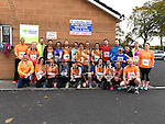 Members of Cilles A.C. who took part in the Meath Coast 10K run. Photo:Colin Bell/pressphotos.ie