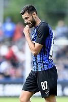 Brunico (Bolzano) 15-07-2017 Football Calcio 2017/2018 Friendly match Inter - Norimberga foto Daniele Buffa/Image Sport/Insidefoto<br /> <br /> : Antonio Candreva