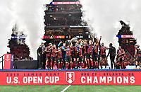 2019 US Open Cup Finals, Atlanta United v Minnesota United, August 27, 2019