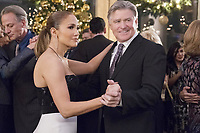 Jennifer Lopez & Treat Williams<br /> Second Act (2018) <br /> *Filmstill - Editorial Use Only*<br /> CAP/RFS<br /> Image supplied by Capital Pictures