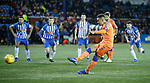 09.02.2019 Kilmarnock v Rangers: James Tavernier fails to score from the spot