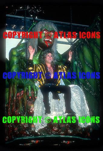 Ozzy Osbourne, Live 1986<br /> Photo Credit: Eddie Malluk/Atlas Icons.com