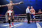 Boksning Br&macr;ndby Hallen 12/12-15<br /> Patrick Nielsen vs Rudy Markussen
