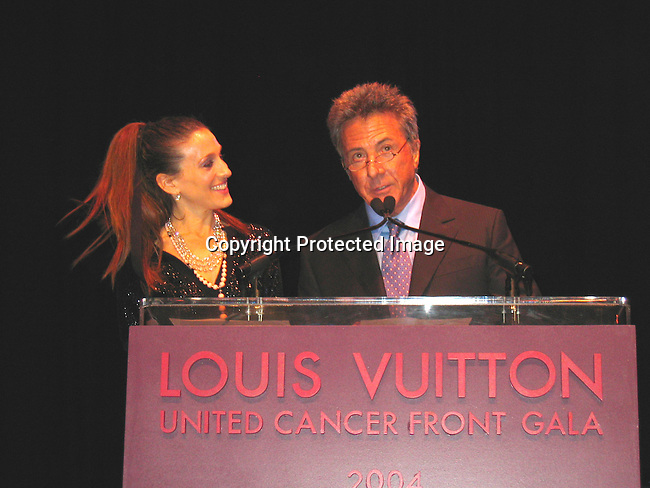 Sarah Jessica Parker &amp; Dustin Hoffman<br />