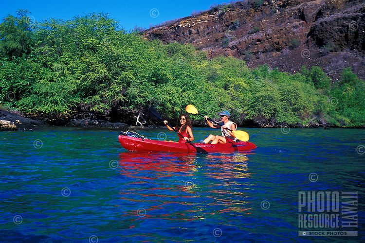 Kayaking to the Captain Cook Monument, Kealakekua Bay As of 2013 a moratorium halting all kaying in the bay has been issued by the Dept. of Land and Natural Resources. This could be revoked at anytime.