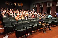 LOS ANGELES - NOV 9: Matt Zarley at the special screening of Matt Zarley's 'hopefulROMANTIC' at the American Film Institute on November 9, 2014 in Los Angeles, California