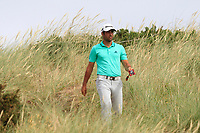 Adrian Otaegui (ESP) on the 7th during Round 3 of the Dubai Duty Free Irish Open at Ballyliffin Golf Club, Donegal on Saturday 7th July 2018.<br /> Picture:  Thos Caffrey / Golffile
