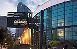 Charlotte NC Convention Center. Charlotte NC is a major destination for national conventions, meetings and conferences.